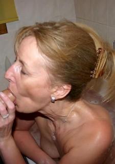 Porno star blowjob