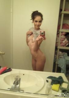 Sex beim nackt selfie German Tubes