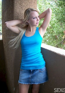 Related Files Hot Blond Teen 118